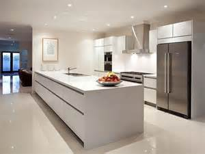 kitchen island contemporary best 25 modern open plan kitchens ideas on