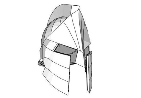 spartan mask template 300 size spartan soldier s helmet for free