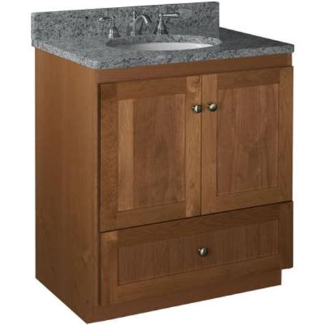 shaker cabinets home depot simplicity by strasser shaker 30 in w x 21 in d x 34 5