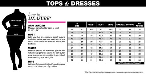 bench clothing size chart babaaj clothing sizes for women male models picture