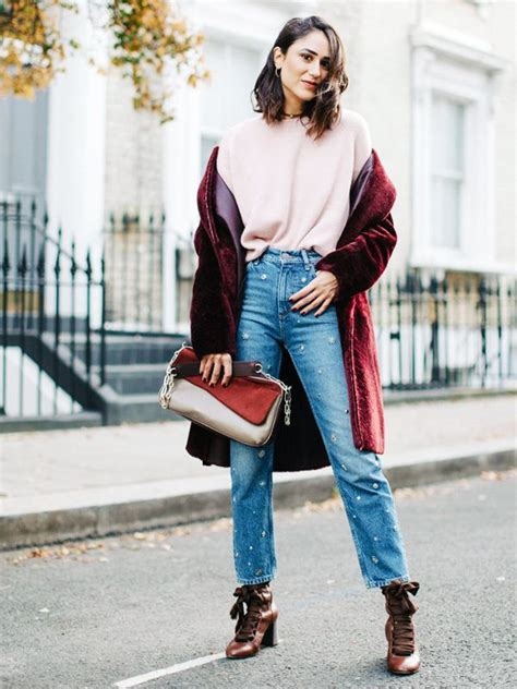 what is in style 2017 new street style outfits for 2017 whowhatwear uk