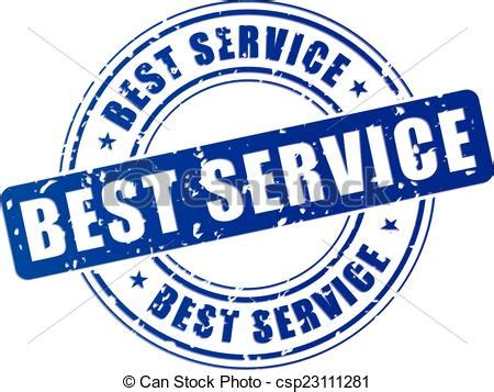 Best Search Service Vector Of Best Service Icon Illustration Of Blue St Icon For Best Csp23111281