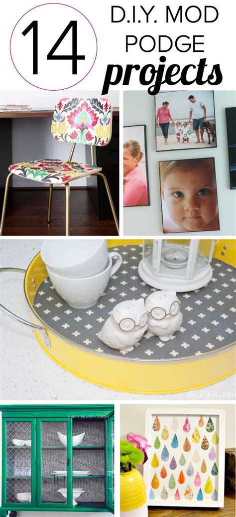 diy mod podge projects 14 amazing mod podge projects anyone can do designer trapped in a lawyer s