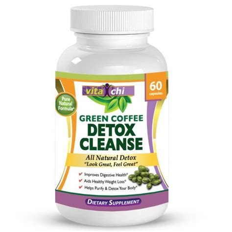 Does Coffee Help Detox by Best Colon Cleanse Detox Weight Loss Formula With Green