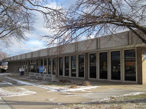 Arlington Heights Post Office arlington heights illinois post office post office freak