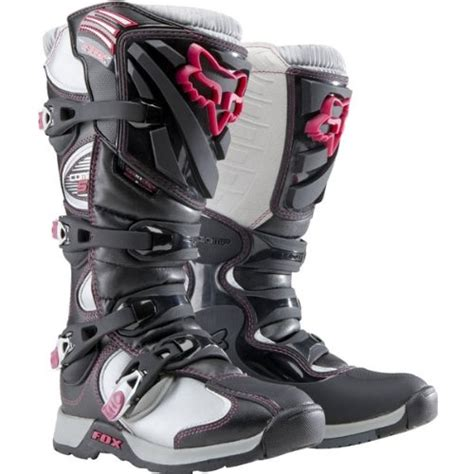 motocross riding boots fox racing comp 5 women s motocross off road dirt bike
