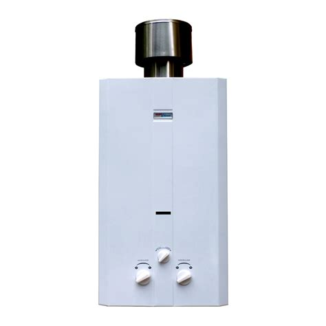 Propane Water Heaters For Cabins by New Outdoor Lpg Propane Gas Tankless Water Heater 10l