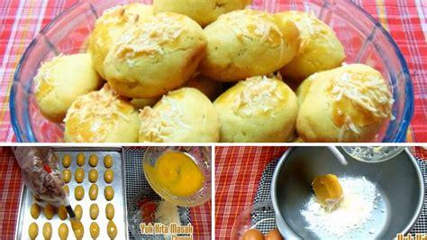 youtube membuat nastar keju cara membuat dan resep kue kering nastar keju kue lebaran