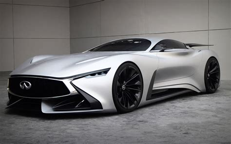 2015 infiniti vision gt concept 2 wallpaper hd car