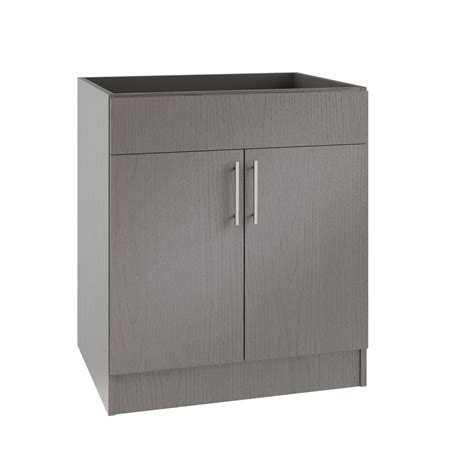 assembled 30x34 5x24 in base kitchen cabinet in weatherstrong assembled 30x34 5x24 in miami island sink