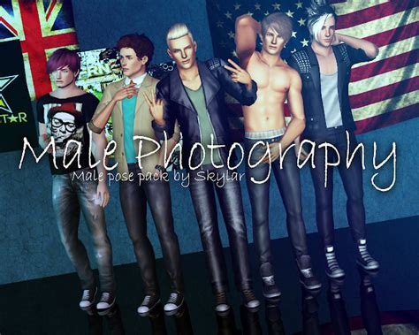 Sims 3 Male Poses | my sims 3 poses male photography pose pack by skylar