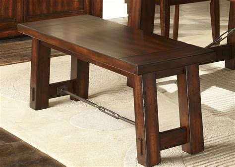 rectangular trestle dining table with solids rubberwood