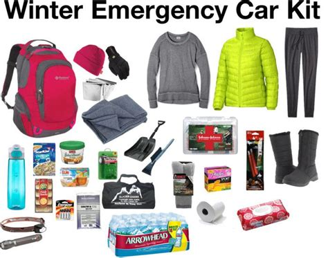 Emergency Detox St Cloud Mn by In Of Emergency Winter Car Kit A Free List Of Stuff