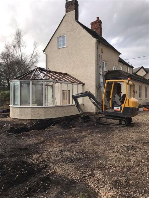 andrew herries roofing services ltd liam andrew building ltd construction company derby