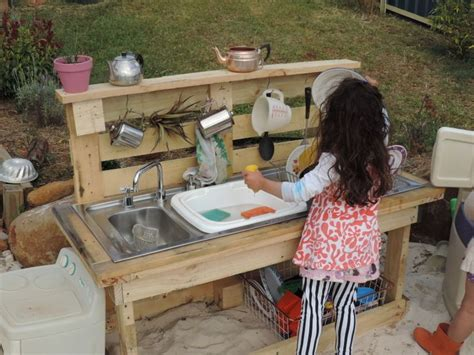 25 best ideas about outdoor play kitchen on