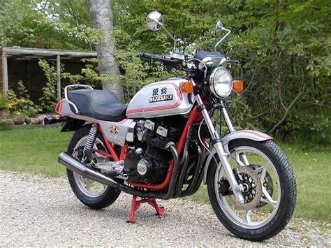 Suzuki Silver Suzuki Suzuki Gsx 750 E Silver Suzi Moto Zombdrive
