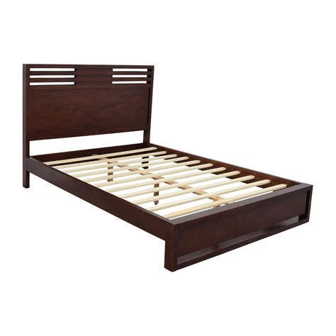 macys bed frame 71 off macy s macy s battery park queen bed frame beds