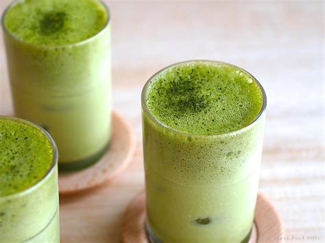 Teh Hijau Matcha Di Indo resepi matcha green tea latte teh hijau wanista