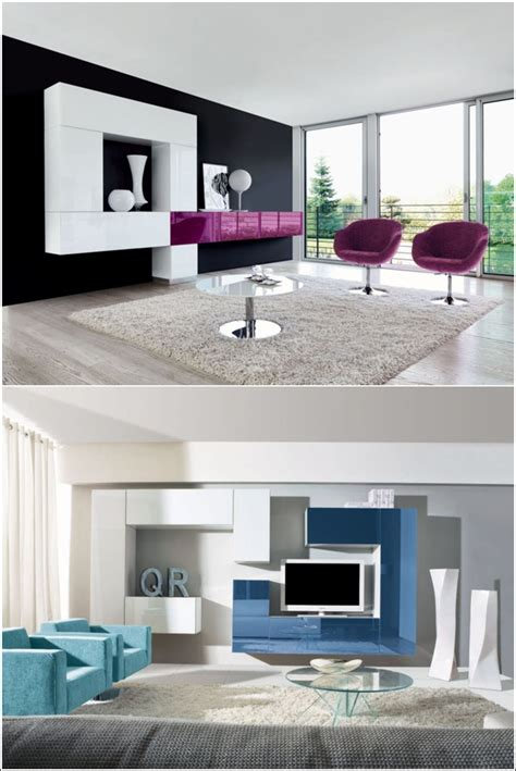 livingroom units contemporary wall units for your living area living room and decorating
