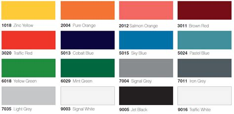 color glass colour charts glass laminate