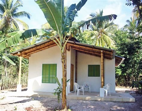 low cost homes to build co2 bambu brings low cost low carbon bamboo housing to
