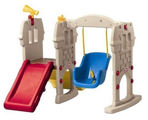 Free Little Tikes Outdoor Swing Slide Combo Other Toys