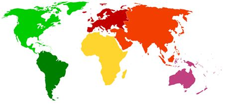 image of world map with continents file blankmap world continents coloured png