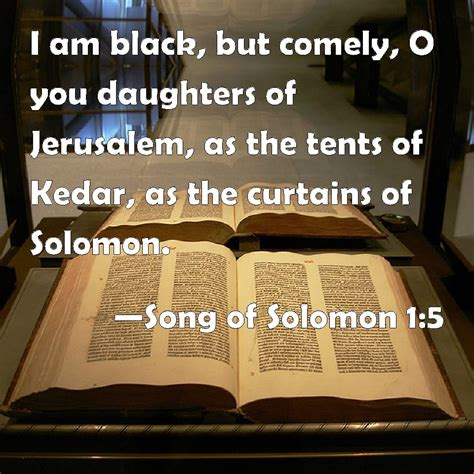 curtains of solomon song of solomon 1 5 i am black but comely o you