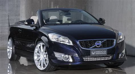 how does cars work 2011 volvo c70 navigation system heico sportiv to show tuned 2011 volvo c70 in geneva with video carscoops