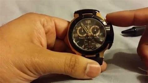 Tissot T Race Gold tissot t race gold black review t048 417 27 057