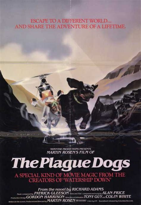 the plague dogs the plague dogs posters from poster shop