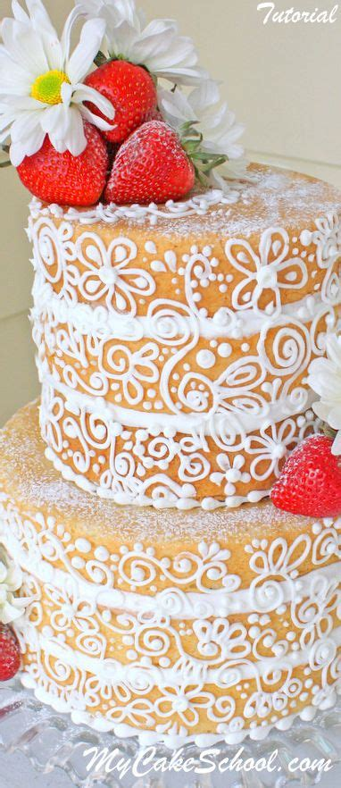 learn to decorate cakes at home
