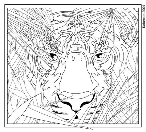 coloring pages for adults difficult animals printable coloring page animal coloring home