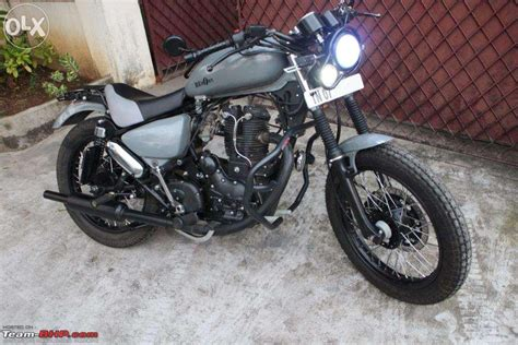 Modified Indian Bicycle by Motorbikes In Chennai Automotivegarage Org