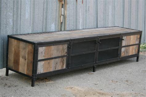 Industrial Credenza combine 9 industrial furniture industrial rustic credenza