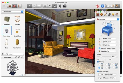 3d home design easy to use live interior 3d home and interior design software for mac