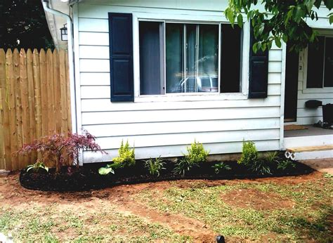 cool front yard landscape ideas on a budget images