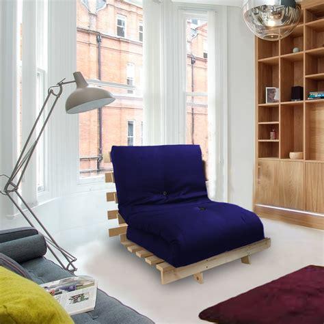 studio futon marineblau studio futon schlafsofa holzrahmen dicker