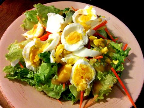 easy salad recipes house salad recipe