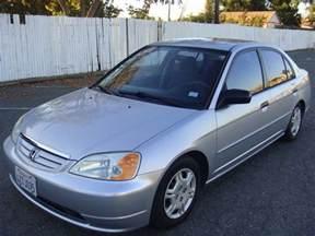 Honda 2001 Civic 2001 Honda Civic Pictures Cargurus