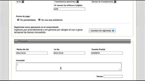 cmo puedo imprimir un recibo de pago en la plataforma del tutorial crear un recibo de arrendamiento desde
