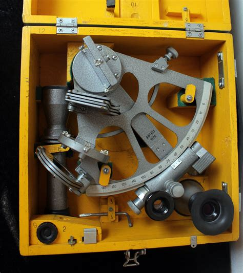 The Sextant Handbook russian navy cccp marine sextant sno t cho t 2