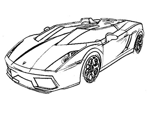 Lamborghini Coloring Pages Printable by Pin Lamborghini Colouring Page 3 Lamborghini