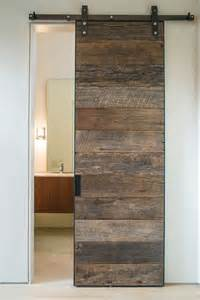 Modern Bathroom Doors 20 Awesome Sliding Doors With Rustic Accent Home Design And Interior