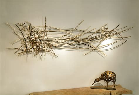 home decor sculpture silas seandel twigs 16 wall sculpture eclectic wall
