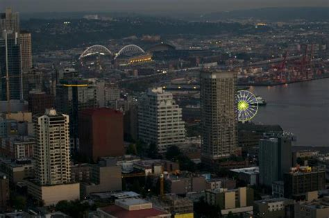 space needle observation deck price sunset picture of space needle seattle tripadvisor
