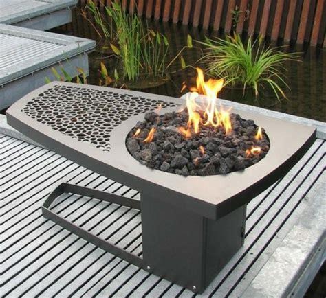 feuerschale edelstahl mit grill interessante varianten f 252 r feuerschale mit grill