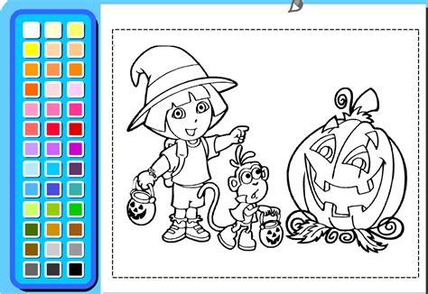 inicio dibujos y juegos para pintar y colorear juegos de halloween para colorear imprimir y pintar