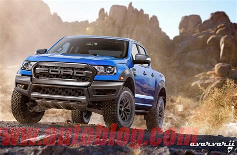 ford ranger raptor 2017 as 237 podr 237 a ser la raptor la ford ranger m 225 s off road