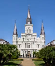 St Cathedral File Cathedral New Orleans Jpg